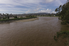 High Flow on the San Lorenzo River