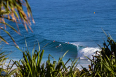 Snapper Rocks through the Gap (Moore_Imagery) Tags: surf surfer surfing wave waves lines barrel barrels tubes snapper snapperrocks coolangatta cooly coast goldcoast goldy australia qld queensland winston cyclone swell ocean rocks sand beach beautiful landscape photography 2016