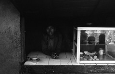 Shopkeeper (TAZMPictures) Tags: antananrivo madagascar village shopkeeper