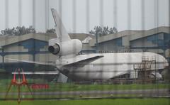 The Last Trijet in Indonesia (anggocc201) Tags: pesawatterbang airplane aircraft aviation aviasi trijet dc10 gmf