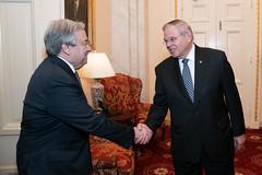 Secretary-General of the United Nations Antonio Guterres