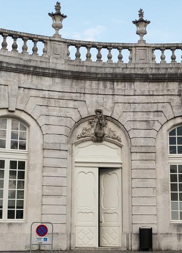 Château (1708 - 1744) Stanislas à Commercy (Meuse, France)