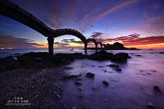 () Tags: ocean sea sky color sunrise long tour slow taiwan tokina oceans                   naturesfinest      eow     t116        1116mm     canon550d