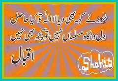khird ne iqbal poetry (shafique rehman shakir) Tags: poetry iqbal allama
