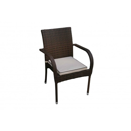 Roma Stacking Chair.