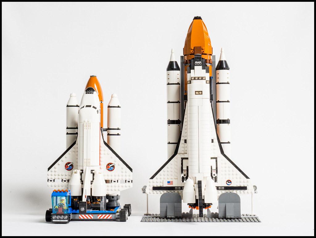 space shuttle lego 10213 - photo #36