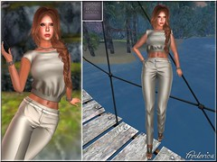 Designer Showcase (♥Frédérica Scorpio♥ Model Agency, Blogger) Tags: hair 3d shoes mesh makeup secondlife jewels tantalum slink designershowcase dulcesecrets likedesign lavianc0 fredericascorpio