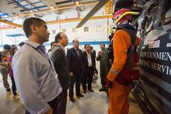 Visit of Panel to the Government Flying Service (2015.10.07) (www.legco.gov.hk) Tags: hanger gfs governmentflyingservice      honchungkwokpan   honipkwokhim drhonlamtaifai  honmafungkwok