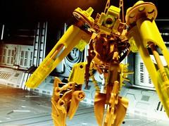 RSD 1.0 Sentry Droid (Wafna-204) Tags: robot lego mecha mech moc afol badrobot