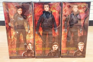 Mockingjay Part 2: Barbie Collection.