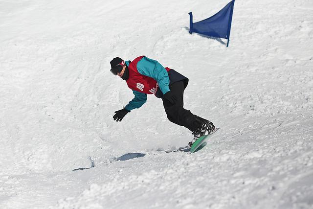 DB Export Banked Slalom 2015 - Treble Cone - Terje Haakonsen 1
