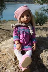 Emily (dambuster01) Tags: emily doll vinyl malaga gotz 19inches playdoll happykidz lakeviuela