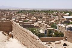 Narin Castle (wuzanru) Tags: castle persian ruins iran yazd narin meybod