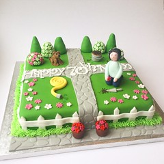 Cake Decorating Timeline Buttercream : The World s newest photos of cake and gardening - Flickr ...