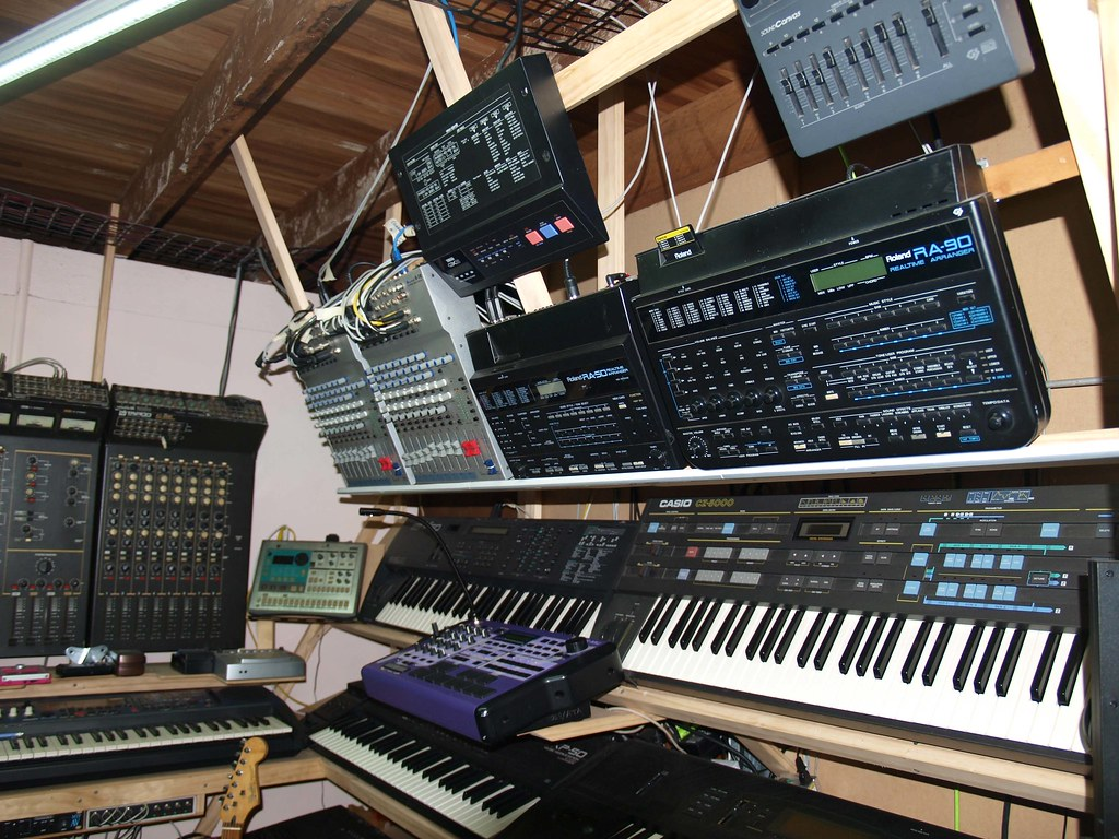The World's Best Photos of alesis and korg - Flickr Hive Mind