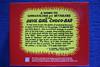 Devil Girl Choco-Bar Display Box Bottom (Donald Deveau) Tags: robertcrumb devilgirl chocobar