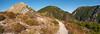 Path to Mt. Storžič (Dejan Hudoletnjak) Tags: autumn panorama mountain mountains nature landscape high view symbol nation peak panoramic hills slovenia slovenija slovene storžič kališče