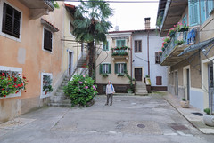 Croatia. The Opatija Riviera. Lovran (vs1k. 1 000 000 visits, Thanks so much !) Tags: sea mediterranean croatia opatija adriatic lovran