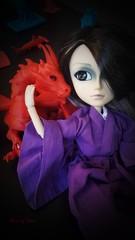My new friend is a dragon ! (Usatii~) Tags: dragon drago taeyang maguna groovefamily dollbr brdoll