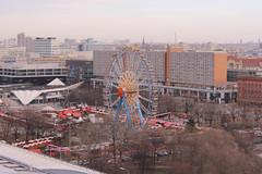 Berlin #2 (§ ßΘΘ⊂нє⊂к) Tags: city winter berlin architecture germany deutschland christmasmarket weihnachtsmarkt build zima miasto blok budynek koło niemcy święta miasteczko młyn jarmark wesołe diabelskimłyn świąteczny jarmarkświąteczny