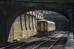 Sydney Gardens, Bath (powern56) Tags: bath sydneygardens gwr brunel class150 sprinter firstgreatwestern fgw greatwesternmainline railway dmu dieselmultipleunit railbath