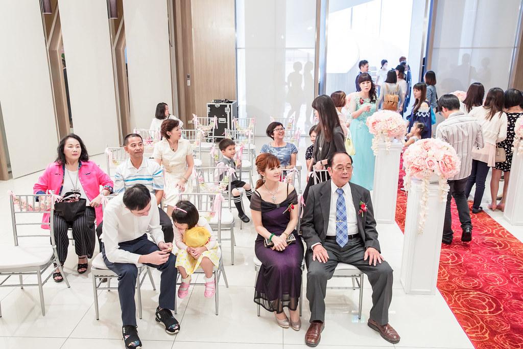 045桃園晶宴證婚儀式