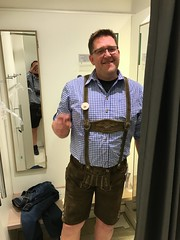 Everyone needs a Lederhosen!
