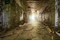 1 MILLION VIEWS! (pablo_martin) Tags: one million views chernobyl pripjat prypjat tschernobyl abandoned urban exploration ukraine lensflare fuji xt1 light corridor urbex rotten dark 2016 bestof thank you