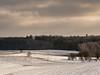 Hiver. (MRI2009) Tags: campagne coucherdesoleil nature hiver