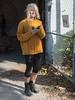 Artsy Blond (Ron Scubadiver's Wild Life) Tags: girl woman candid street style nikon outdoor houston texas 50mm