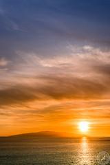 La Gomera Sundown (Stephan Strange Photography) Tags: adeje canarias canaries canary canaryisland costaadeje holiday kanaren kanarischeinseln reisefoto reisefotografie soain spanien tenerife teneriffa travel travelling travelphotography backlight silhouette sonnenuntergang sundown sunset es