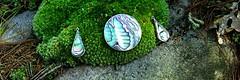 Ornamental (Henry J. de Jong) Tags: earing pendant moss