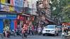 Hanoi Old Quarter (grab a shot) Tags: panasonic dmcgx80 lumixg vietnam hanoi 2016 oldquarter hoankiemdistrict bicyclerickshaw pedicab scooter