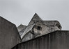 Neviges (henny vogelaar) Tags: germany neviges church architecture gottfriedböhm concrete crystal