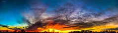 101616 - A Magical Nebraska October Sunset (Pano) (NebraskaSC Photography) Tags: nebraskasc dalekaminski cloudscape landscape nebraska weather nature awesomenature sunset clouds cloudsday cloudwatching daysky weatherphotography photography photographic weatherspotter newx wx weatherphotos weatherphoto day sky magicsky darksky skytheme skychasers sunsetpics southcentralnebraska light vivid watching dramatic outdoor cloud colour amazing beautiful