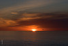Sunset at Latrabjarg (spookyrod) Tags: iceland latrabjarg birds sunset clouds west fjords northern beautiful sea ocean