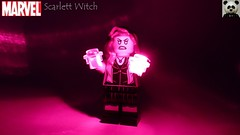 Scarlet Witch (Random_Panda) Tags: lego figs fig figures figure minifigs minifig minifigures minifigure purist purists character characters marvel comics superhero superheroes hero heroes super comic book books films film movie movies tv show shows television avengers civil war scarlet witch