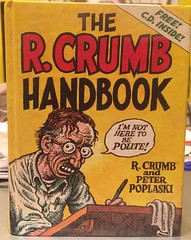 The first thing I ever bought in Amazon... (ddsiple) Tags: thercrumbhandbook rcrumb book handbook cartoon