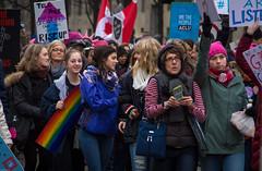 Womens March DC-20170121-TW Meetup _ 20170121 _ KMB_0274 (kevinbarry7) Tags: washington dc feminism dump trump protest capital resist mall pence devos love trumps hate