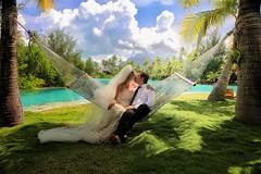 Saint Regis Bora Bora (BoraBoraPhotosVideos) Tags: borabora island paradise southpacific sun beach sunrise amazing dream holydays beautiful bestvacations photooftheday picoftheday photodujour wedding tahiti polynesian edouardott