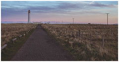 Barns Ness Lighthouse, near Dunbar-3 (Gordon_Farquhar) Tags: dunbar west barns beach lothian ness lighthouse torness power station scotland scottish east coast