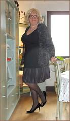 2017 - 01 - 01 - Karoll  - 116 (Karoll le bihan) Tags: femme feminization feminine travestis tgirl travestie travesti transgender effeminate transvestite crossdressing crossdresser travestisme travestissement féminisation crossdress lingerie escarpins bas stocking pantyhose stilettos