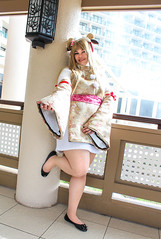 IMG_7264 (kado_li) Tags: kotori minami love live lovelive school idol project cosplay anime manga holiday matsuri 2016 holmat