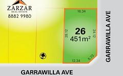 Lot 26 Garrawilla Ave, Kellyville NSW