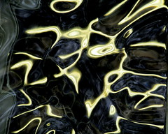dark matter (Hilarywho) Tags: abstract darkness glass reflection shapes