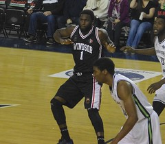 Niagara River Lions vs Windsor Express (Toronto, Hamilton Detroit and Buffalo sports) Tags: niagarariverlions windsorexpress meridiancentre stcatherinesont nationalbasketballleagueofcanada nblc westernkentucky