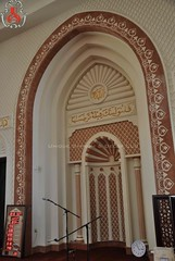 #Islamic Architecture #Mehrab #Kibla #Mosque (altafhrb) Tags: islamic mehrab kibla mosque