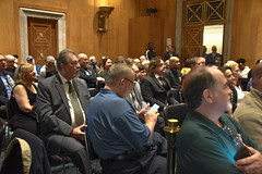 Meeting with National Association of Letter Carriers