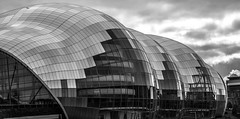 Newcastle by the banks of the river Tyne. (CWhatPhotos) Tags: photographs photograph pics pictures pic picture image images foto fotos photography artistic cwhatphotos that have which containnewcastle upon tyne gateshead north east england uk complex entertainment music gigs sage thesage banks river contain newcastle olympus micro four thirds camera 43 penf em5 mkii prime lens pen skies sky reflection reflections glass panels window windows