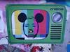 Street art in Shoreditch, London (DJLeekee) Tags: d7606 madonna streetart london
